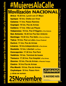 movilización nacional actualizado