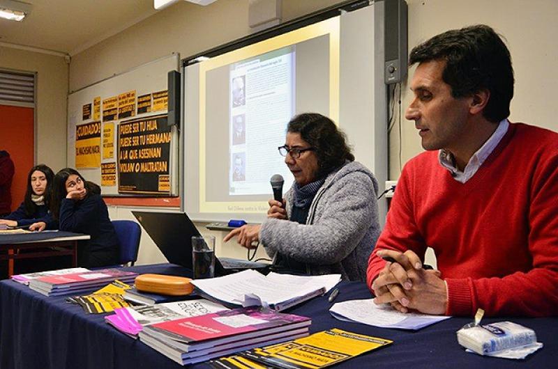 Red Chilena presenta libro que devela la presencia del sexismo en el sistema educativo