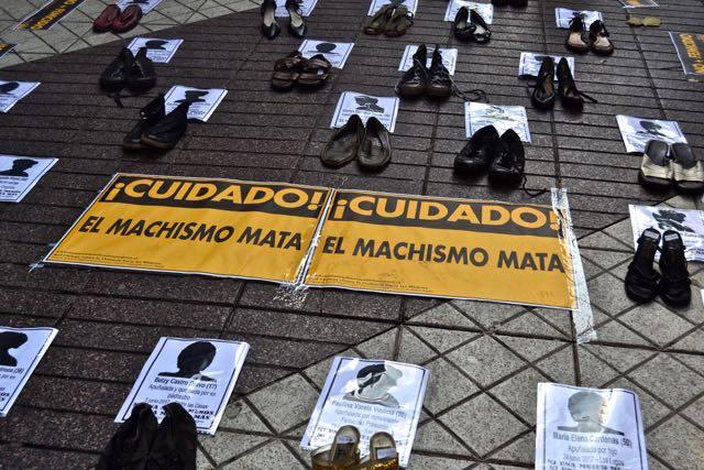 Once años de Campaña ¡Cuidado! el machismo mata: Una vida libre de violencia es posible