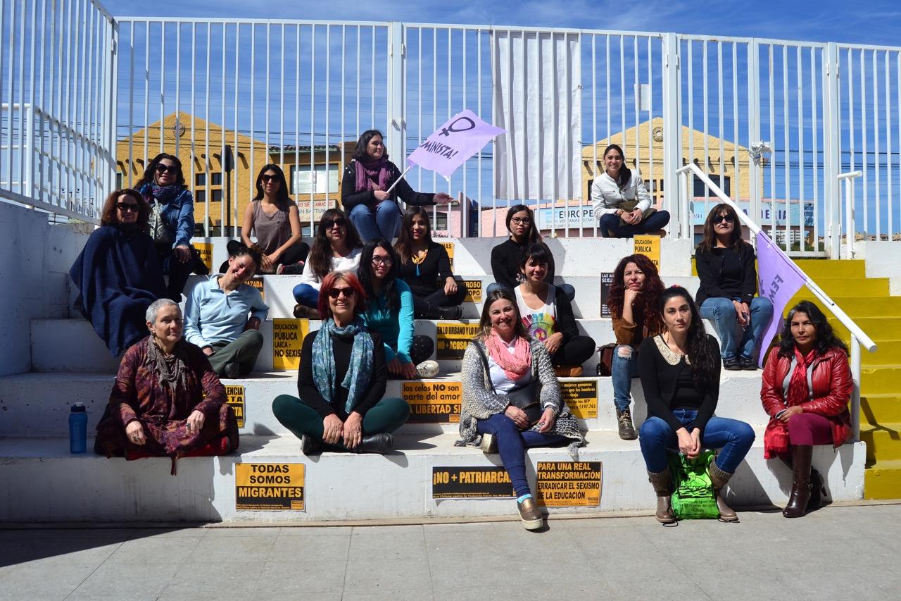 Red Chilena realiza Jornada de Reflexión Feminista en La Serena
