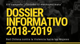Dossier Informativo Red Chilena 2018-2019