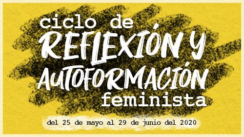 ciclo de reflexion y autoformacion feminista red chilena contra la violencia hacia las mujeres