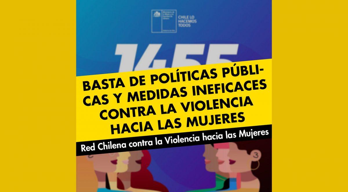 Basta de políticas públicas y medidas ineficaces contra la violencia hacia las mujeres