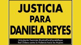 Justicia para Daniela Reyes