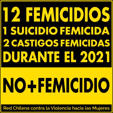 12 femicidios 1 suicidio 2 castigo femicida